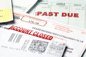 piling up debt